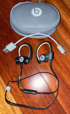 Beats By Dre Power Beats Wireless Headphones With Charger And Case