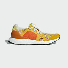 NEW Adidas Ultraboost STELLA MCCARTNEY Gold / Orange Women's Shoes Sz 6
