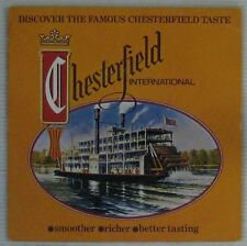 Cigarettes Chesterfield 45 tours Publicitaire USA
