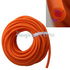 3060 Orange Rubber Latex Tube Bungee Catapult Outdoor Hunting Replacement 10M