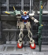 Gundam Action Figure GAT-X105 Strike 1/100 Bandai Gundam Launcher Strike