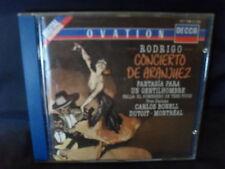 Rodrigo - Concierto De Aranjuez   -Charles Dutoit / Carlos Bonell