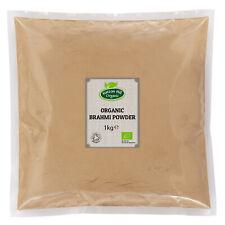Organic Brahmi Powder 1kg Certified Organic