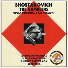 Shostakovich - The Gamblers: Opera (Original 1 Act Version)