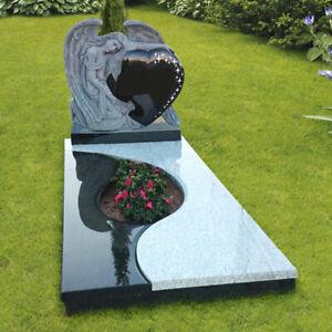 Einzelgrab Stern Grabstein, Grabmale, Stein, Grabanlage, Engel Rubas