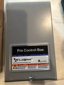 FLOWISE QD Submersible Motor Pro Control Box, 1 HP, 230 Volt CBFP10-2  Franklin