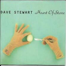CD SINGLE 2 TITRES--DAVE STEWART--HEART OF STONE--1994