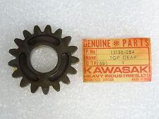 Kawasaki NOS NEW  13136-054 Drive Top Gear 17T KX KX400 1975-76