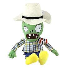 Pirate Zombie White Hat Pirate Seas 12 Inch Toddler Stuffed Plush Kids Toys PVZ