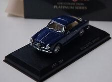 1/43ème ALFA ROMEO GIULIETTA SPRINT 1960 coupé - DETAILCARS référence ART. 364