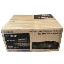 Yamaha TSR7810 7.2 Channel 85W Network A/V Receiver