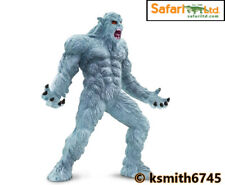 Safari YETI solid plastic toy fantasy mythical animal man snow monster  NEW * 💥