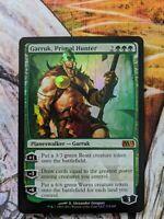 1X FOIL Garruk, Primal Hunter MTG Magic CORESET 2012 M12 174/227