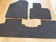 New Genuine Kia Sorento 2015> Set 4 front rear all weather mats C5131ADE10 B119