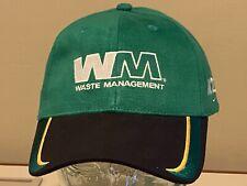 Waste Management WM Trash Recycling Hauler Phoenix Golf Trucking Hat Cap NEW