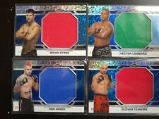 Topps ufc 2013 Finest Jumbo relic Lot Numbered/188