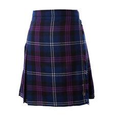 Wool Pleated, Kilt Skirts for Women