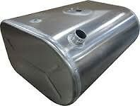 International 4300 4400 50 Gallon RH Alum D Shaped Fuel Tank  2506439C92