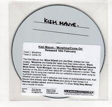 (GP372) Kish Mauve, Morphine / Come On - DJ CD