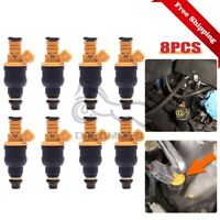 8Pcs Flow Matched Bosch Fuel Injectors 0280150943 for Ford 4.6 5.0 5.4 5.8