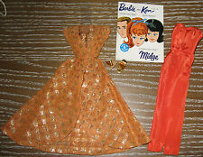 Vintage Barbie Fashion  946 Dinner at Eight 8 Near Mint Complete +Booklet & Form