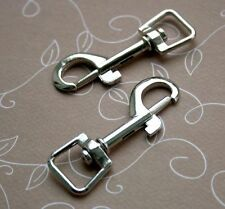 Big lobster swivel clasp carabine – pack of 5