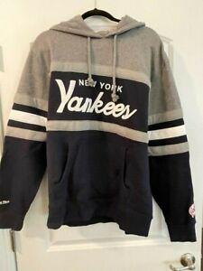Mitchell & Ness Yankees Head Coach Hoody Sweatshirt