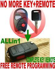 ALLin1 FLIP KEY REMOTE FOR 2000-04 SENTRA TRANSPONDER CHIP CLICKER FOB 4W1 U427