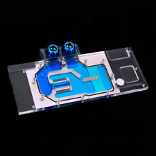 Byksi RGB VGA GPU Water Cooling Block For ASUS TURBO GTX1080Ti GTX1080 GTX1070Ti