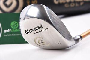 Cleveland Launcher #3 Wood / 15 Degree / Regular Flex Launcher Gold / CLFLAU279