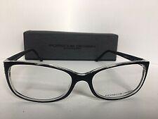 6b9e9acdc479 New ListingNew PORSCHE DESIGN P8247 P 8247 A 55mm Rx Black Eyeglasses Frame  Italy