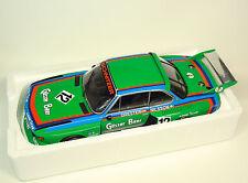 BMW 3.5 CSL taille 5 6h zeltweg 1976 #12 boulette quester Nilsson Minichamps 1:18