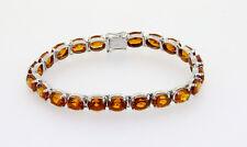 NEW Welsh Clogau Silver /& Rose Gold Honey Bee Beaded Bracelet £20 off 17.5cm