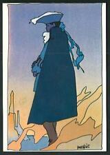 Moebius : Venezia Celeste, Il Carnevale - cartolina nuova e perfetta del 1984