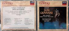 I GRANDI DE L'OPERA - MOZART DON GIOVANNI VOL.1 N.12 - 1 CD n.5289