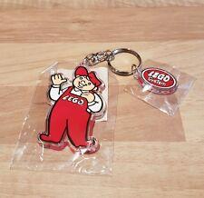 BNWT RARE Genuine MR LEGO Keyring 2008 Keychain 4547290 Promo Key Chain Ring