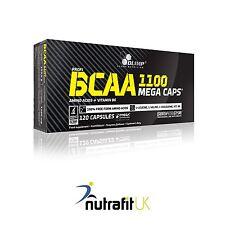 OLIMP BCAA 1100MG MEGA CAPS 120 CAPS amino acids