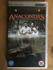 Anacondas UMD PSP