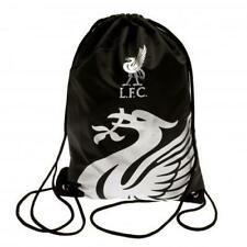 Liverpool FC  - Black Crest Gear Bag