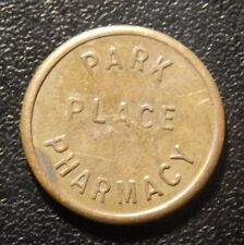 PARK PLACE PHARMACY GOOD FOR 10 CENTS IN TRADE TOKEN!   WW669XXX