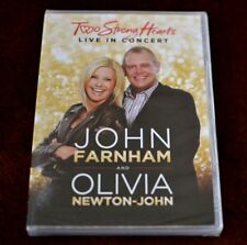Two Strong Hearts: Live in Concert by John Farnham/ Olivia Newton-John (DVD) NEW