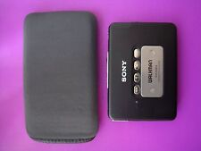 SONY WM-EX808 Cassette Player Walkman, Black! From Personal Collection