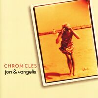 JON & VANGELIS - CHRONICLES CD ~ BEST OF / GREATEST HITS ~ ANDERSON *NEW*