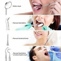 Dental Stainless Steel Dentist Tools Hygiene Teeth Oral Clean Tooth H2O2