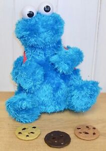 Sesame Street - Cookie Monster - Count n' Crunch game - complete - PLEASE READ