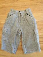 Baby Boy Gymboree Gray Pants 3-6 Month