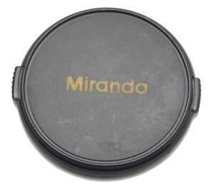 Vintage Miranda 58mm Clip On Front Lens Made in Japan Used