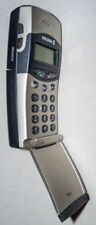 Vintage 1999 Ericsson Ti8d Mobile Flip Phone Parts Cell Movie Prop Collectible