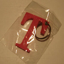 Deutsche Telekom T Logo Filz Schlüsselanhänger Keyring NEU (A8.1)