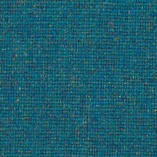 6.375 yd Camira Upholstery Fabric Main Line Flax Stanmore Blue Wool MLF37 PD